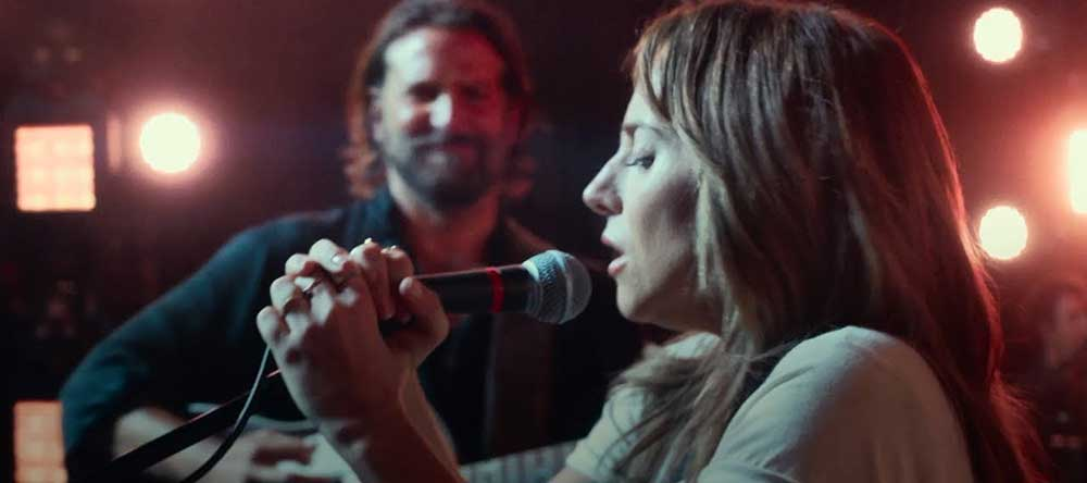 A Star Is Born - movie still