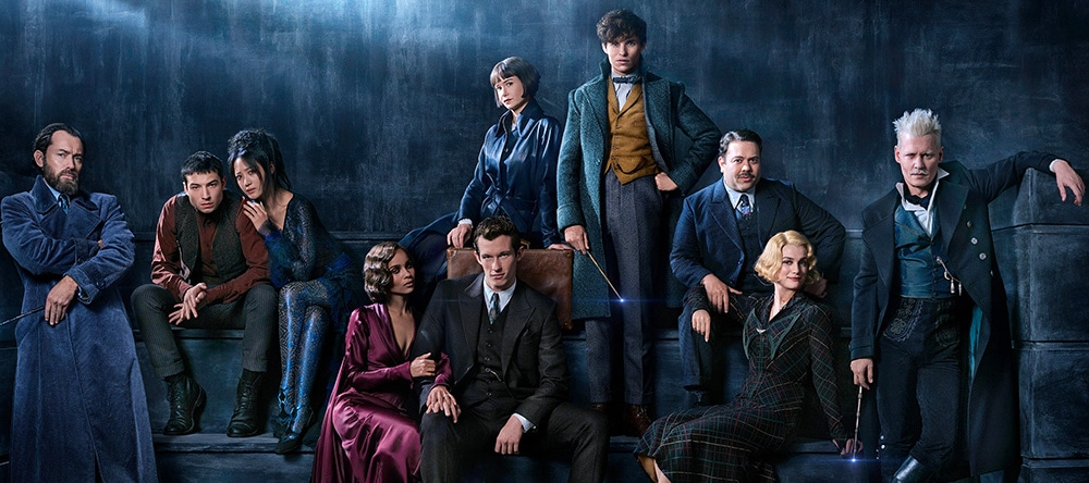 Fantastic Beasts 2 movie still