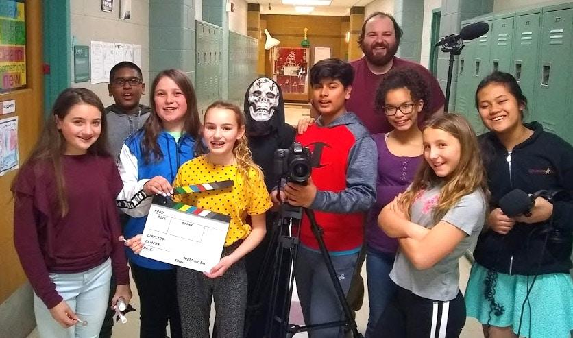 Germantown After School Filmmaking