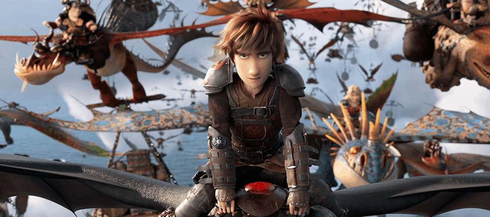 How To Train Your Dragon: The Hidden World movie still