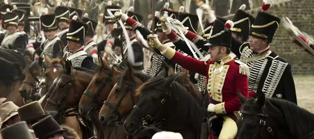 Peterloo movie still