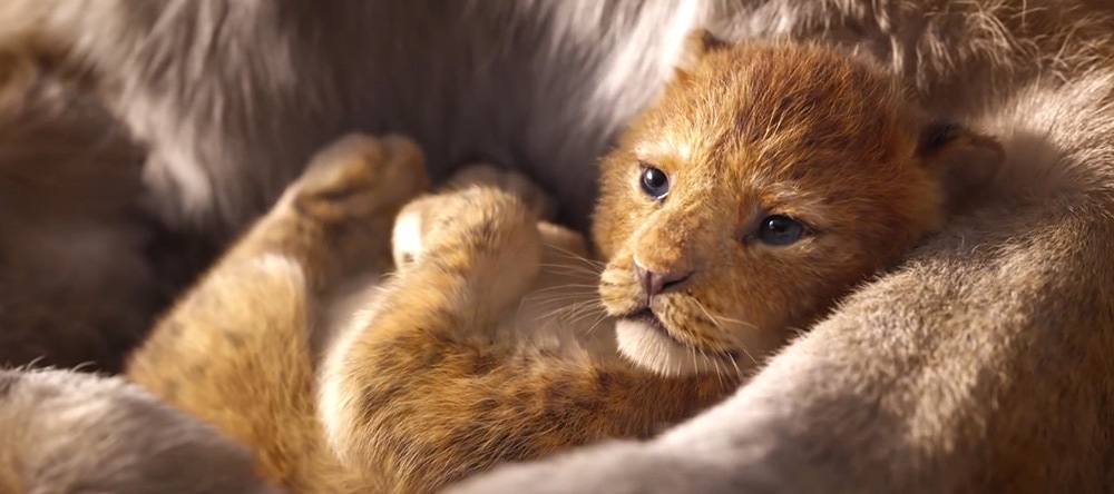 Lion King movie still