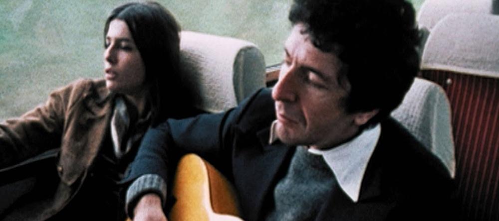 Marianne & Leonard: Words of Love — Crandell Theatre
